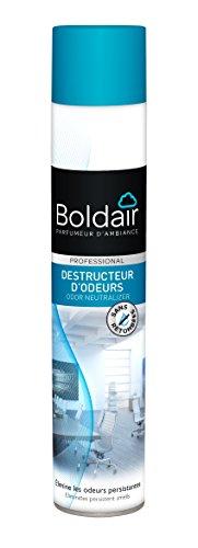 BOLDAIR Destructeur d'Odeurs - Lot de 3