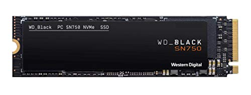 WDBLACK SN750 2TB High-Performance NVMe Internal Gaming SSD