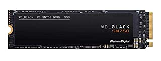 WD_Black SN750 2TB Gen3 PCIe M.2 2280 NVMe Internal Gaming SSD, Centimeters, WDS200T3X0C (B07M9VXSXG)   Amazon price tracker / tracking, Amazon price history charts, Amazon price watches, Amazon price drop alerts