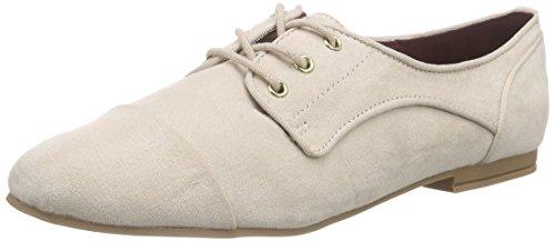 Aldo Noresen, Zapatos de Cordones Oxford para Mujer, Beige-Beige (Bone 32), 36 EU