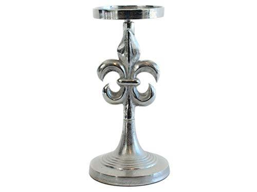 Diga Colmore Venlo B.V. Kerzenhalter für Stumpenkerzen französische Lilie S