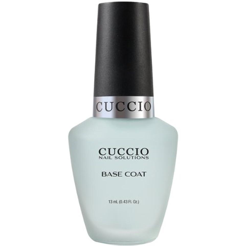 圧倒的テーブル空虚Cuccio Colour Gloss Lacquer - Base Coat - 0.43oz / 13ml