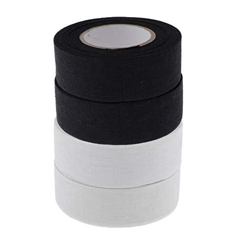 SM SunniMix 4 Rollen wasserdichte Selbstklebende Eishockey Tape Stick Griff Grip Cover