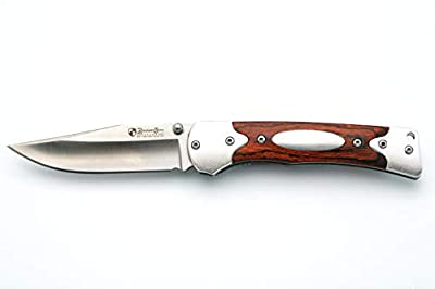 Rhineland Cutlery 3.5 Folding Knife w/Sheath - Personalized