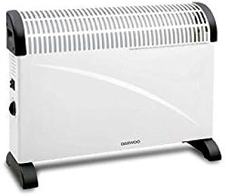 Daewoo dhs-3309C Radiador convector 2000W