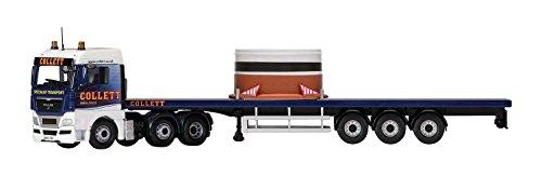 Hornby Max TGX Colex-Flat et de Chargement