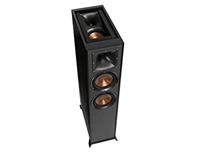 Klipsch Dolby Atmos R-625FA Floor Speaker Black by Klipsch