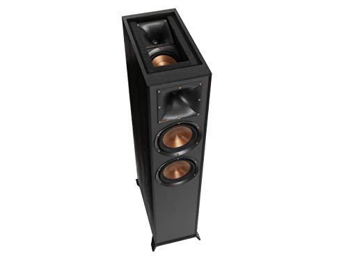 Klipsch R-625FA Dolby Atmos Standlautsprecher schwarz