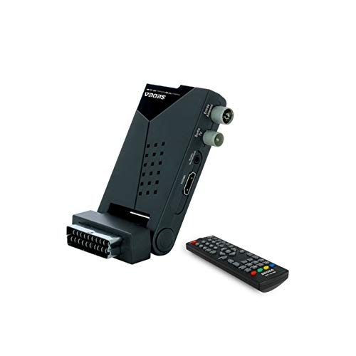 sedea Mini Receptor TNT HD Caja terrestre TV y Radio Multimedia ...