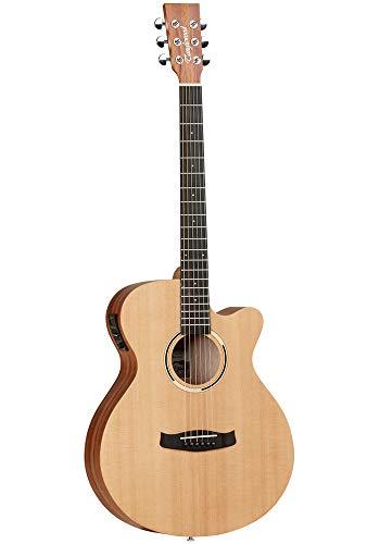 Tanglewood: Roadster II Super Folk Electro-Acoustic Guitar. Elektro-Akustische Gitarre