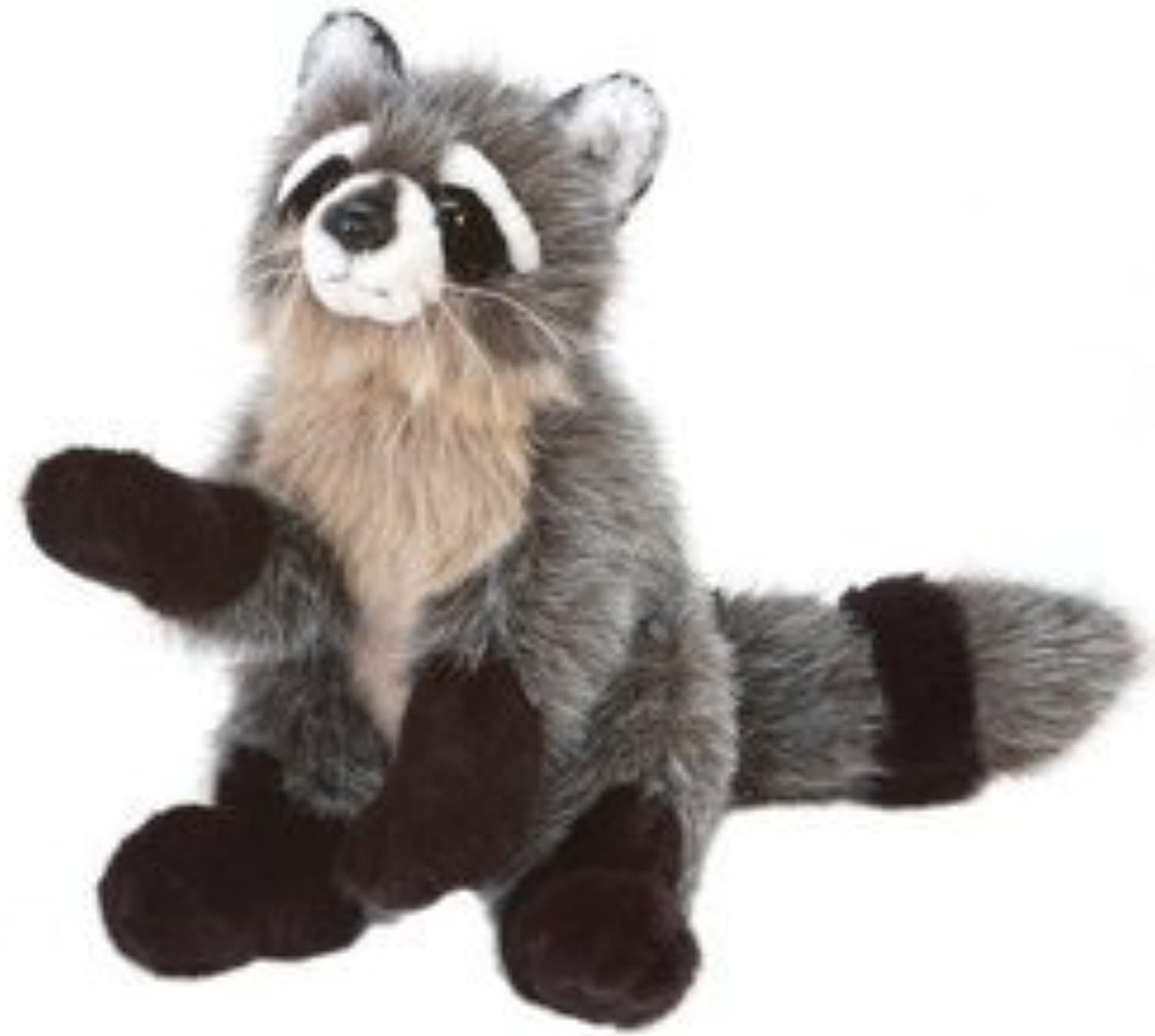 el mas de moda 12 Sitting Raccoon Raccoon Raccoon Plush Stuffed Animal Juguete by Fiesta Juguetes by Fiesta Juguetes  entrega rápida