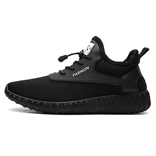 LJG Flying Woven schoenen casual schoenen luifel schoenen trend herenschoenen ademende mesh sportschoenen mannen