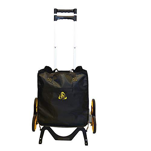 Carrello portatutto spesa Up Cart + sacca Mediashopping