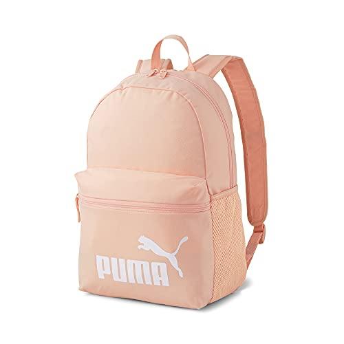 PUMA Phase Backpack Sac à Dos Mixte Adulte, Noir (Puma Black), Taille Unique