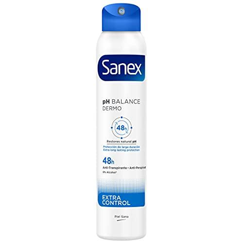 Sanex Dermo Extra-Control Desodorante Spray, 200 ml