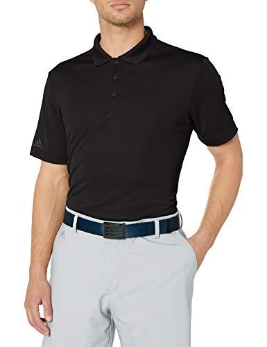 adidas Golf Performance Polo, Black, Medium