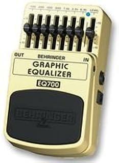 Behringer EQ700 - Ecualizador para guitarra