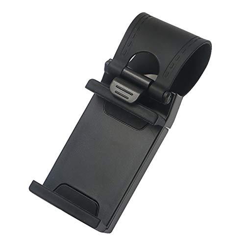 Ba30DEllylelly Support de Voiture Mini évent Volant Clip Mount Support de téléphone Portable Support de Support Universel