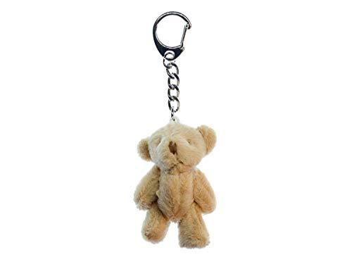Miniblings Teddy Key Ring Pendant Key Ring Teddy Bear Plush