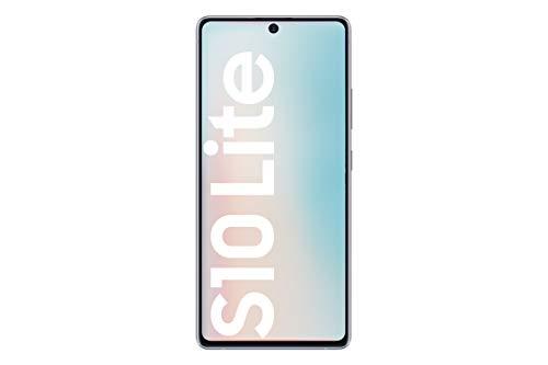Samsung Galaxy S10 Lite - 128GB, 8GB RAM, Dual Sim, Prism White [Spanische Version]