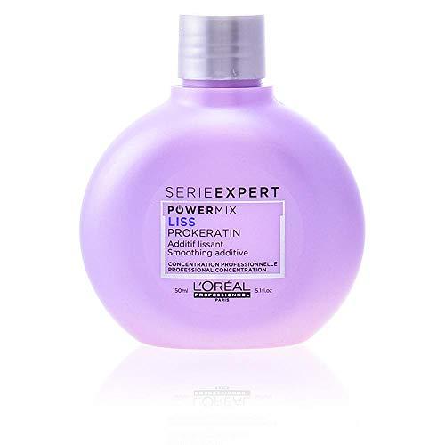 L'Oreal Paris Serie Expert Powermix Liss Pro-keratin With Kesar Almond Soap, 150 ml