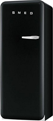 Smeg cvb20lne1autonome Recht 170L A + schwarz Gefrierschrank–Tiefkühltruhen (autonome, recht, schwarz, links, 170l, 197L)