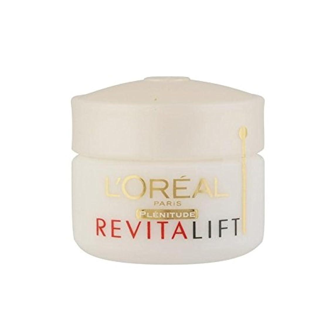 大リネン公平なロレアルパリ?ダーモ専門知識の抗しわ+ファーミングアイクリーム(15ミリリットル) x4 - L'Oreal Paris Dermo Expertise Revitalift Anti-Wrinkle + Firming Eye Cream (15ml) (Pack of 4) [並行輸入品]