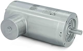 Baldor Electric Company VFSWDNM3558T-E - Footless AC Washdown Motor-Encapsulated -Food Safe - General Purpose Motor - (Stainless Steel), 3 ph, 2 hp, 1800 rpm, 230/460 V, 145TC Frame, TENV