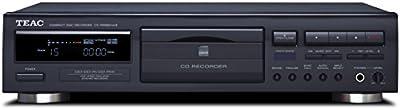 Teac CD-RW890MK2-BTEAC CD-RW890MK2 Home Audio CD Recorder - Black
