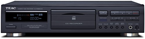 Teac CD-RW890MK2-BTEAC CD-RW890MK2 Home Audio CD Recorder - Black