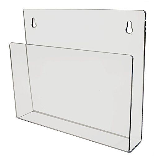 UNICO 30100 Clinical Chart Holder, Wall Mount, 10