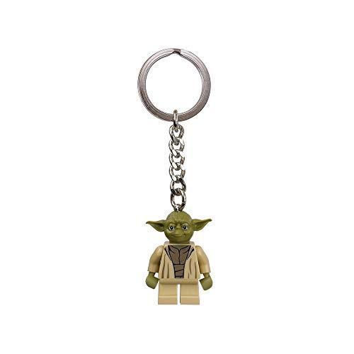 LEGO Star Wars Yoda Key Chain Juego construcción