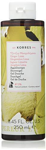 Korres Ginger Lime Duschgel, 1er Pack (1 x 250 ml)
