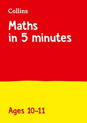 Maths in 5 Minutes a Day – Maths in 5 Minutes a Day Age 10-11 (Letts Maths in 5 Minutes a Day)