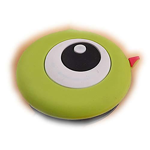 aixu Soporte para Teléfono Móvil Estéreo Cojín De Aire De Dibujos Animados Airbag Soporte para Teléfono Móvil Verde Sección Gruesa Verde Tuerto