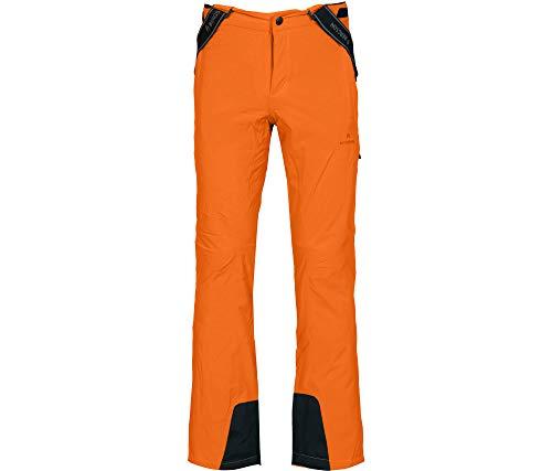 Bergson Herren Skihose Flex, Persimmon orange [513], 52 - Herren