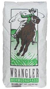SeedRanch Wrangler Bermuda Grass Seeds - 50 lbs.