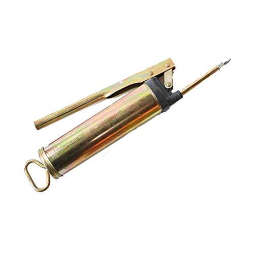 Fauge 400CC pneumatico manuale tipo leva a pressione lubrificazione a grasso pistola automatica iniettore olio pistola compressore pompa macchina utensile palmare
