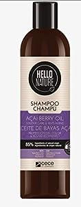 Hello Nature Hello Nature Açai Berry Shampoo (Champú De Baya De Acai) 300 Ml 300 ml