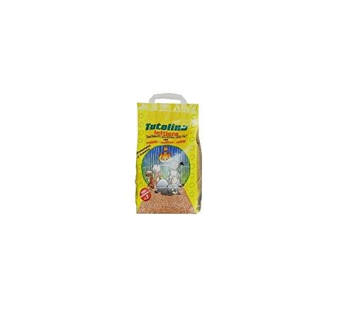 Follador LETTIERA TUTOLINA 7 LT PROFUMATA al Limone per VOLATILI - RODITORI - RETTILI