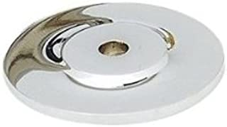Alno A815-1P-PC Traditional Knob Cabinet Backplate
