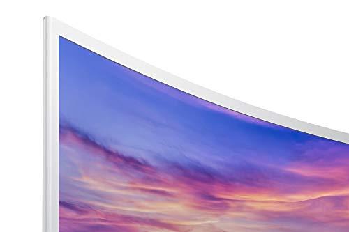 Samsung C32F391 80 cm (32 Zoll) Curved Monitor (HDMI, 4ms Reaktionszeit, 1920 x 1080 Pixel) weiß - 14