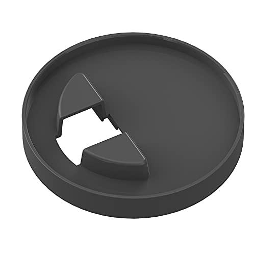 BullBallBoll Soporte de audio compatible con Echo Show 10/altavoz estante almacenamiento titular accesorios organizador escritorio de pie elevador
