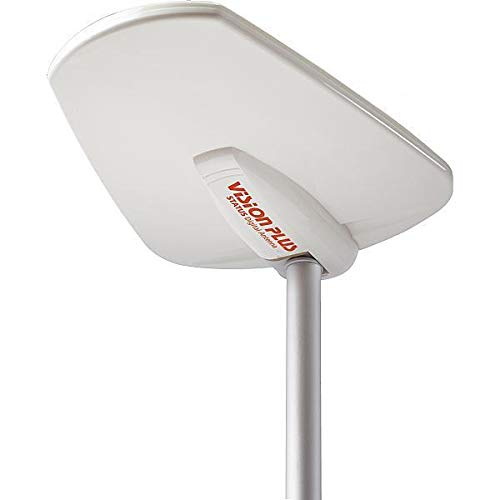 Vision Plus Status 570 Directional TV and Radio Antenna - White, 330 mm