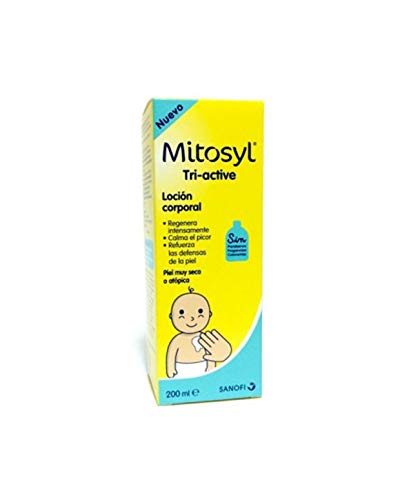 Mitosyl - Loción corporal triactive 200 ml