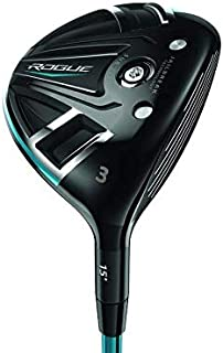 Callaway Rogue Sub Zero Fairway Wood 3+ Wood 13.5° Project X HZRDUS Black 75 6.0 Graphite 6.0 Right Handed 43.25in