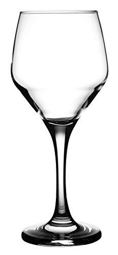 Ravenhead 0041.386 Majestic Set of 4 White Wine Glasses 30Cl, Cl