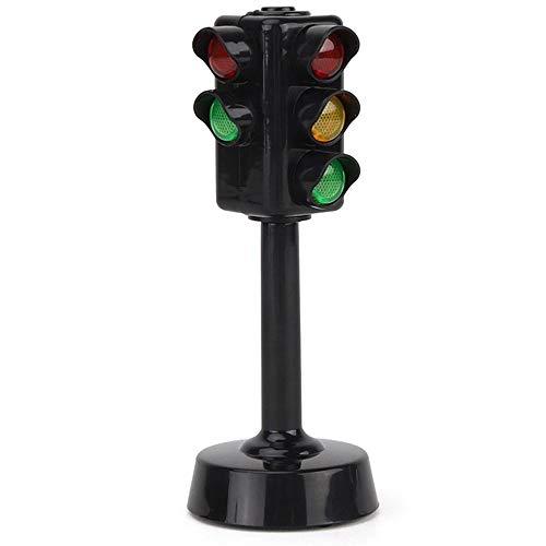 PPTOY Mini Verkehrszeichen Light Speed Kamera Modell mit Musik LED Ausbildung Kinder Spielzeug Simulation Model Ampel Spielzeug ducation Spielzeug