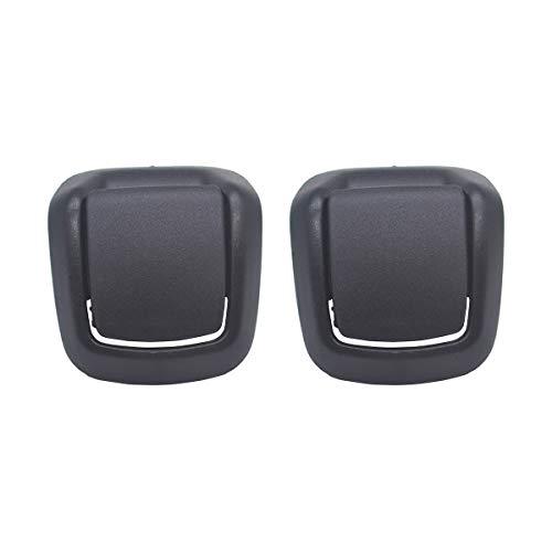 ZEALfix 1417520 1417521 1 Paar Neigungsgriffe Rechts & Links Vorne Sitzkantelung Griffe für den Fiesta MK6 2002-2008