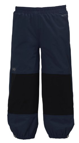 Helly Hansen K Shelter Pant Pantalón, Niños, Azul (597 Navy), 2